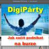 DigiPárty: Jak začít na burze & Burza jako podnikání
