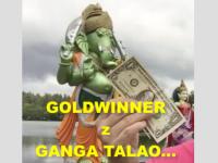 Zamyšlení GoldWinner z Ganga Talao