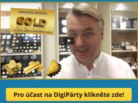 Vyberte si – 4 kila zlata nebo past na Levé straně pro bídu na konci… Plus pozvání na DigiPárty :-)