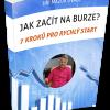 Nový eBook: Jak začít na burze & 7 kroků pro rychlý start